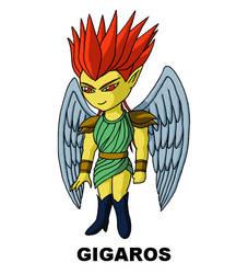 #140: Gigaros by TinySailorMoon