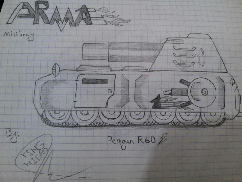 ARMA (Military) by XKINGXHIDROX