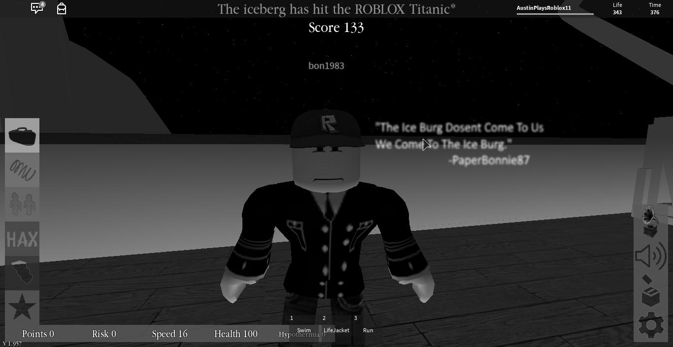 Roblox Titanic Meme By Austinplaysgames On Deviantart