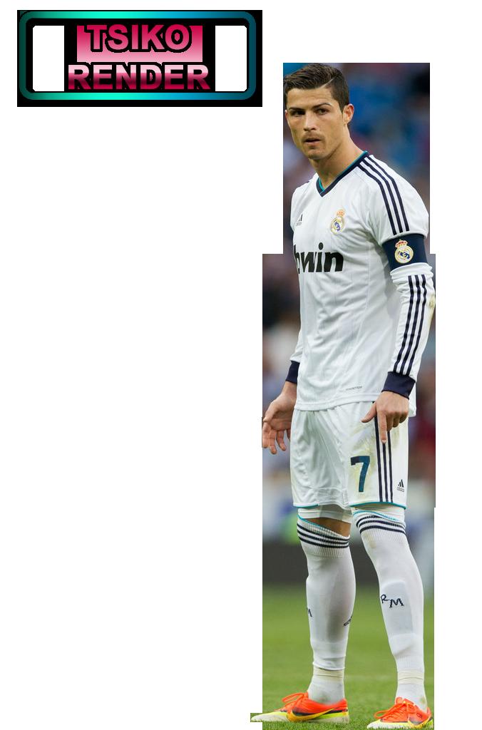 Cristiano Ronaldo By Tsikorender On Deviantart