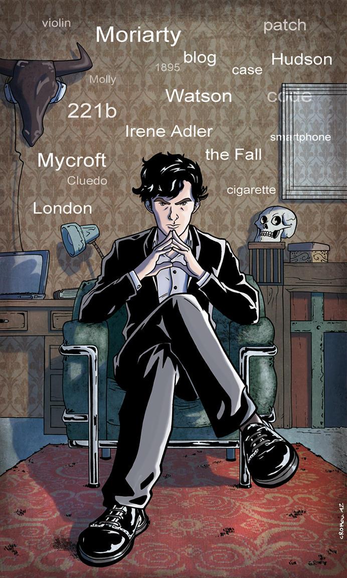 Sherlock by CROMOU
