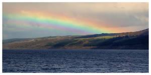 Loch Ness Rainbow