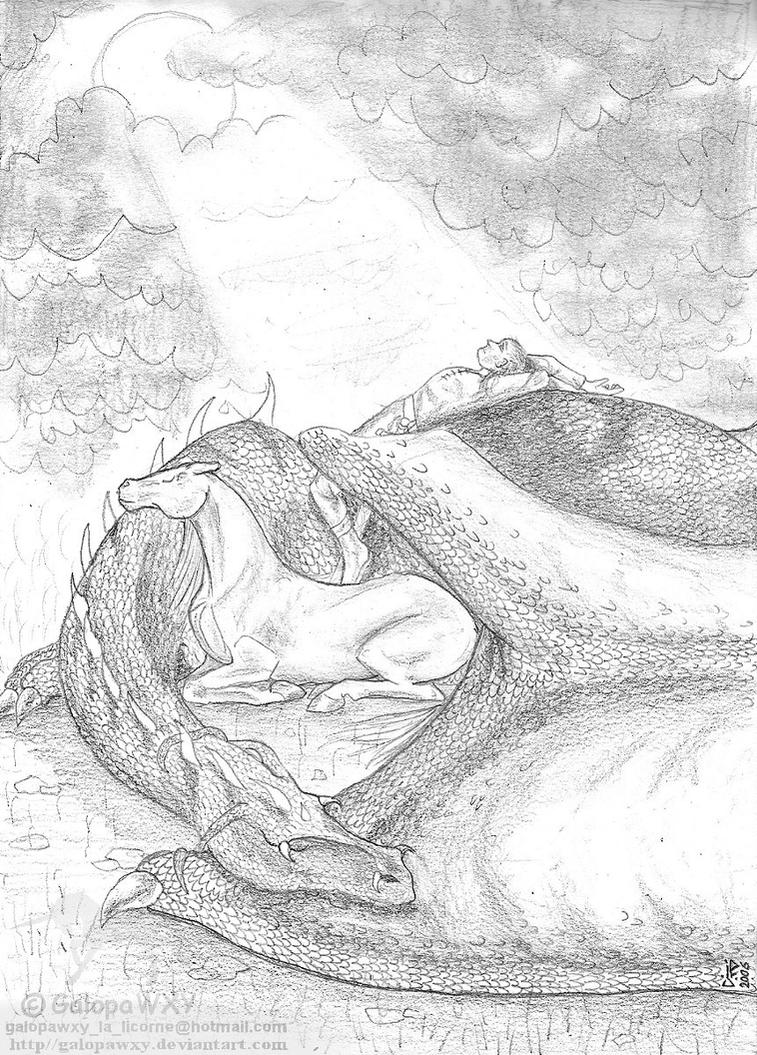 eragon drawings - photo #40