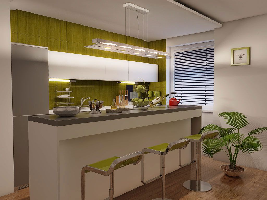 layered lighting. Layered Lighting - Mood Kitchen. Image Source