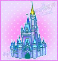 Cinderella Castle by kellieabomination
