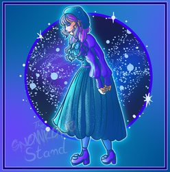 Galaxy Lolita by kellieabomination
