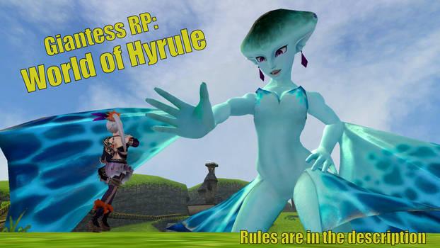 (CLOSED) Giantess RP: Zelda