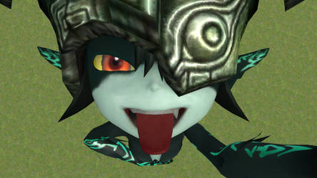 GMod Doodle: Hungry Midna 1