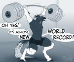 New record!