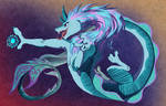 Sisu the dragon
