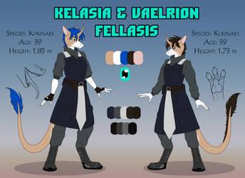 Kelasia  Vaelrion Fellais reference  1 