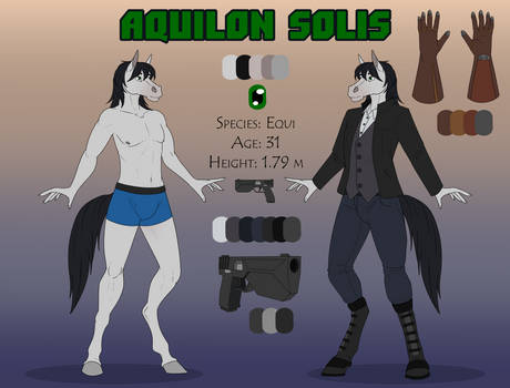 Aquilon Solis reference