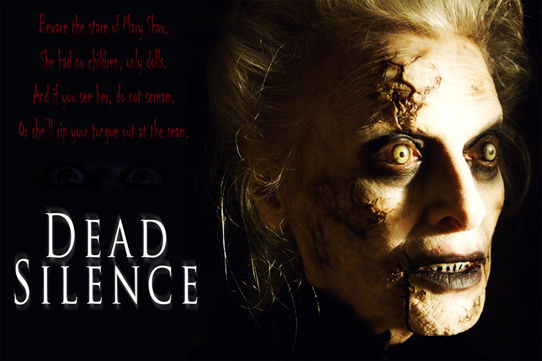 «Смотреть Фильм В Хорошем Качестве Мертвая Тишина» — 2013