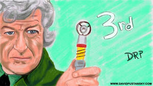 Doctor Who 3 by davidpustansky