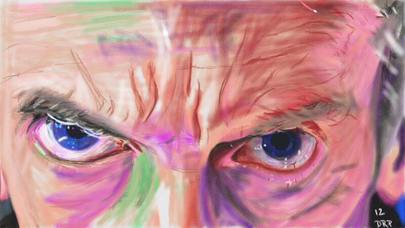 Doctor Who: The Twelfth Doctor by davidpustansky