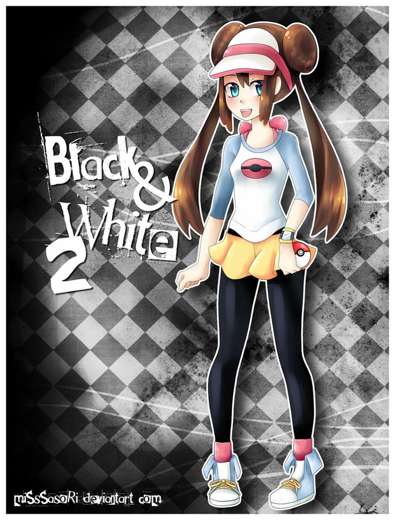 Mei - Pokemon Black/White 2 by miSsSasoRi