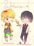 {Tokyo Ghoul} Welcome~