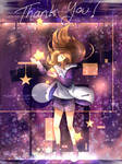 {oc - min} a star for every thank you [SPEEDPAINT]
