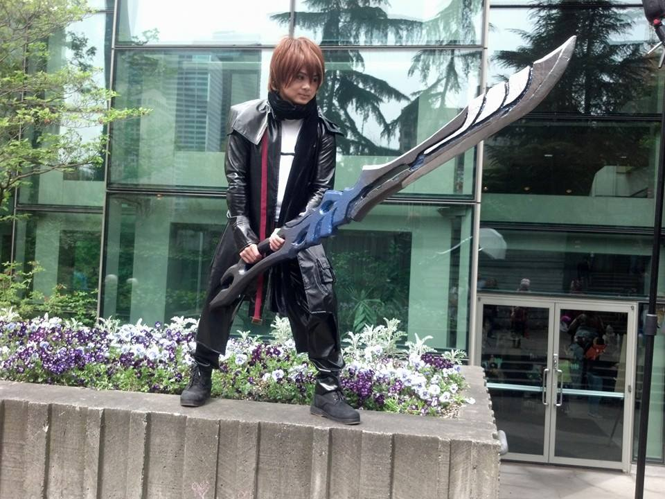 Shu Ouma- Guilty Crown by vandersnark