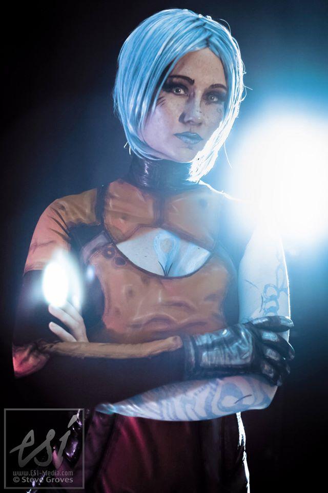 Maya Borderlands 2 cosplay by vandersnark