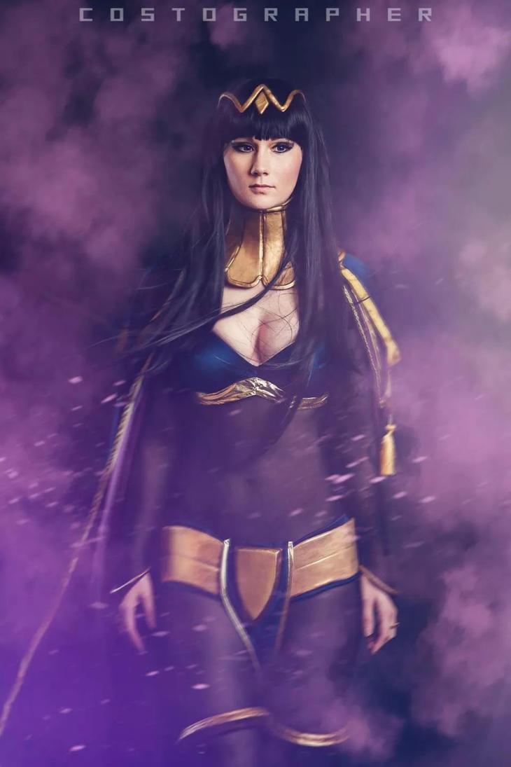 Tharja cosplay by vandersnark