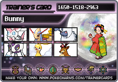 TrainerCard-Bunny by FragGrrl