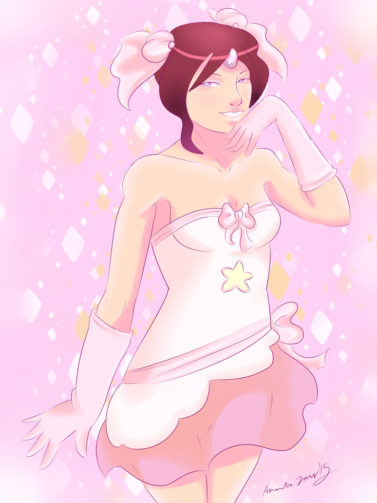 Pink Pearl Ami by FragGrrl