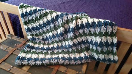 21Jan18 - Crochet Afghan by AsheEltonParker