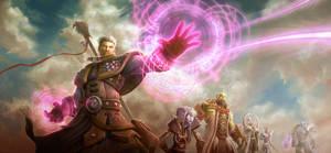 Azeroth's Last Stand