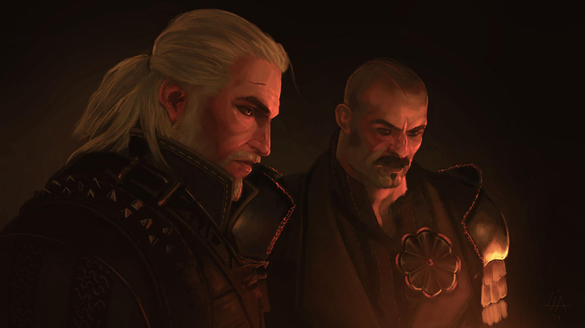 The Witcher by Tokoldi