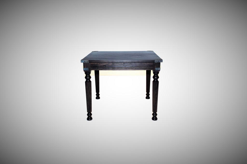 La Familia Traditional End Table by belakwood