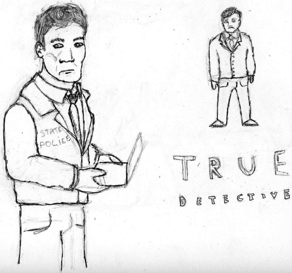 True Detective by habchia on DeviantArt
