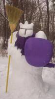 Purple Snow Turret