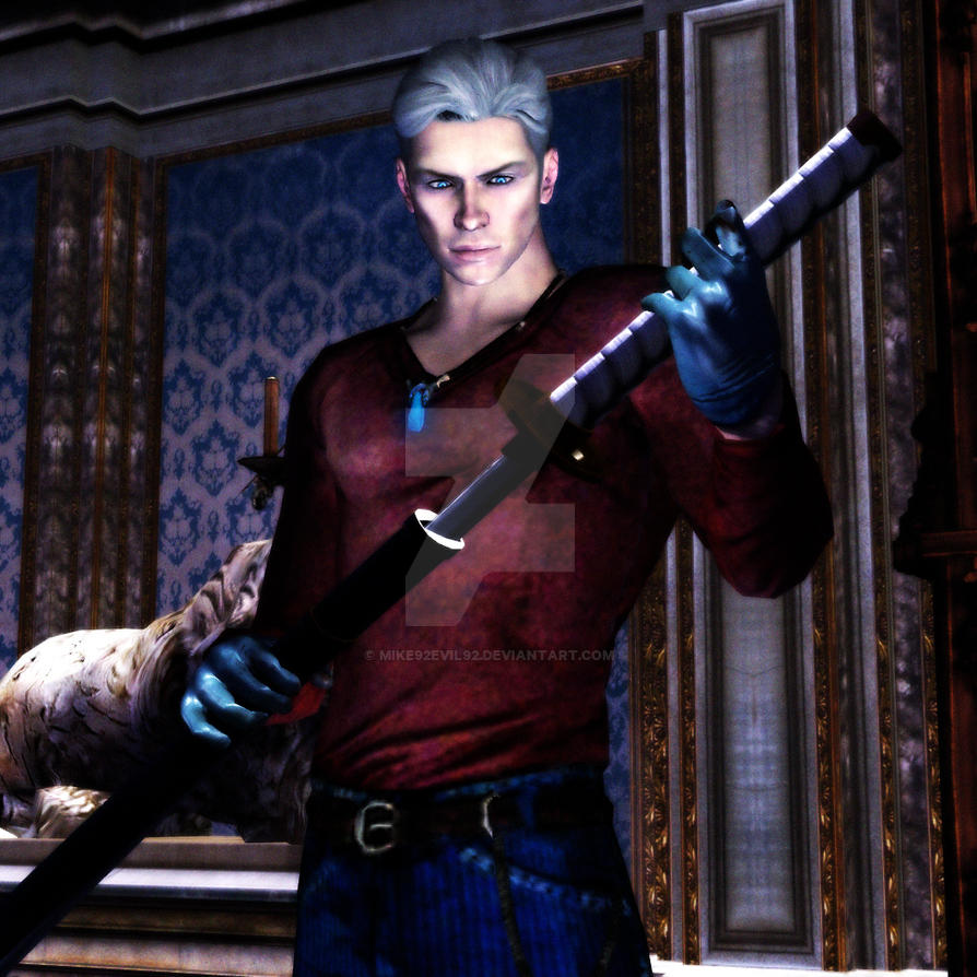 Dmc vergil and yamato by mike92evil92 on deviantart dmc vergil and yamato by mike92evil92 voltagebd Choice Image