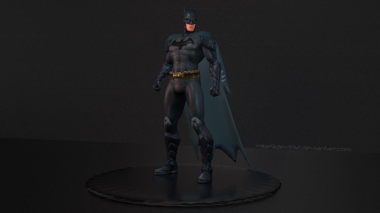 Injustice [GAU]: Batman New 52 [Trophy/Figure] by ...