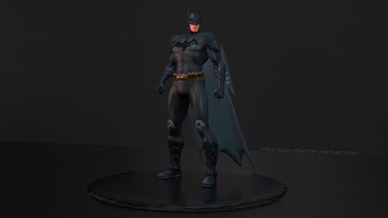 Injustice [GAU]: Batman New 52 [Trophy/Figure] by ...