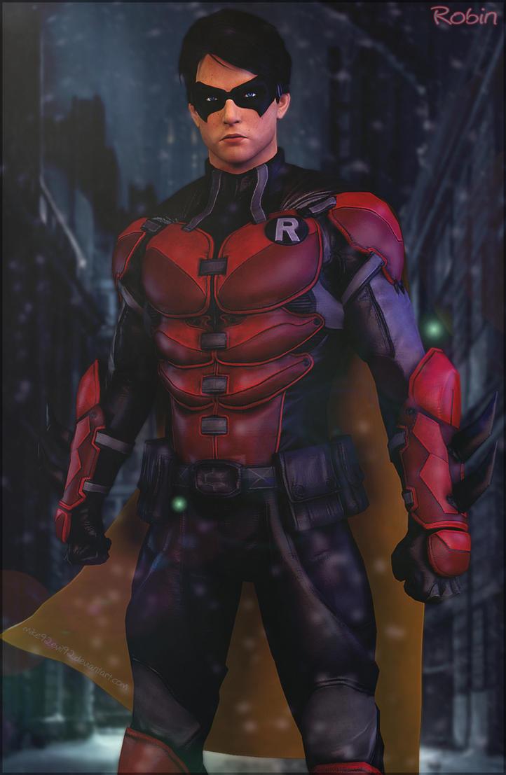 Arkham Origins - Robin...