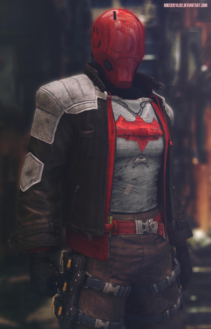 Red Hood by Mike92evil92