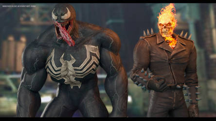 Bulk and Skull by Mike92evil92