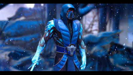 Injustice 2: Sub-Zero by Mike92evil92