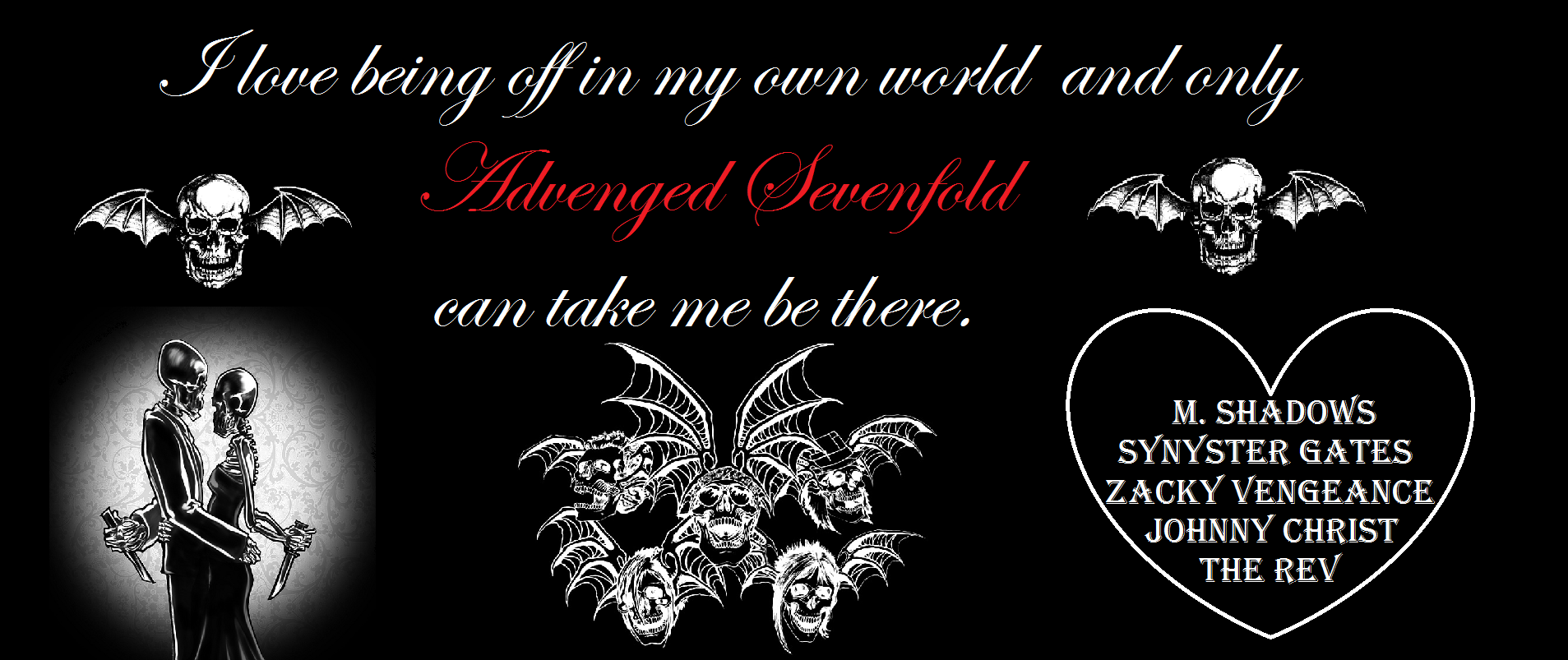 Avenged Sevenfold Afterlife Wallpaper Avenged Sevenfold by a...