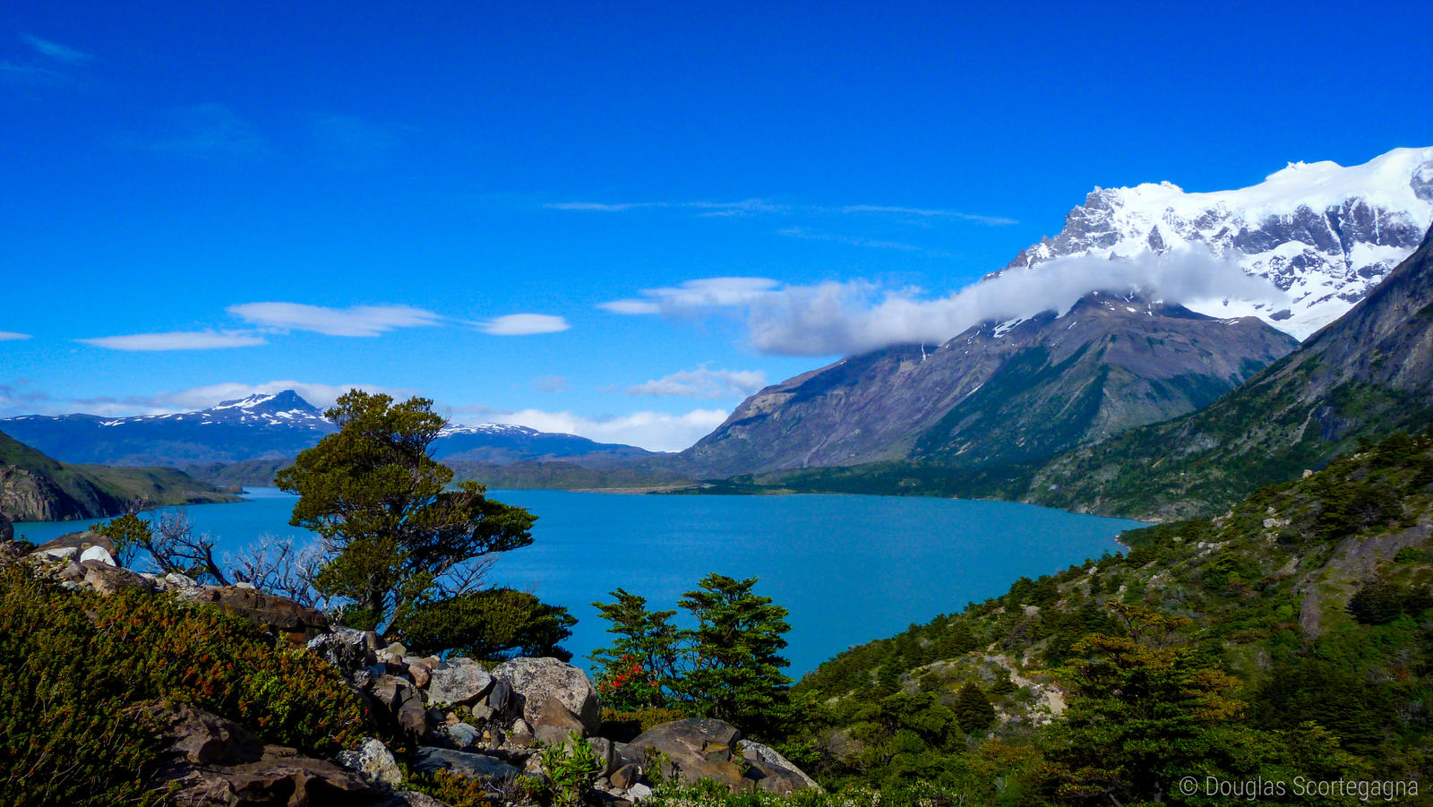 Torres del Paine National Park by douglucas