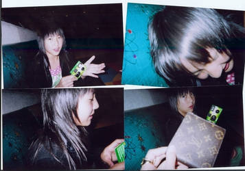 disposable camera me II. by peach-fuhz