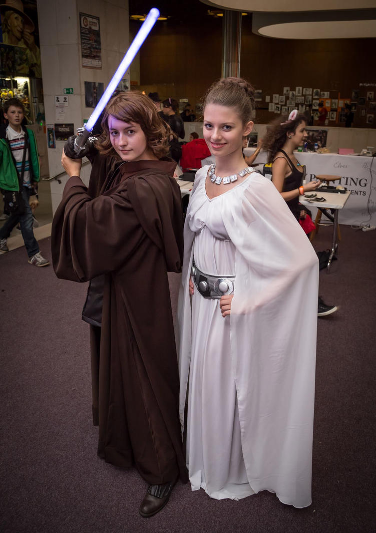 CS'13 - Star Wars - Not my daughter, you... by Hermy46