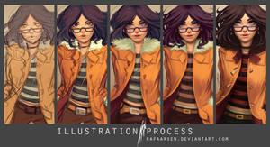 Olivia process