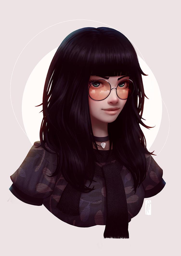 Natalie by rafaarsen