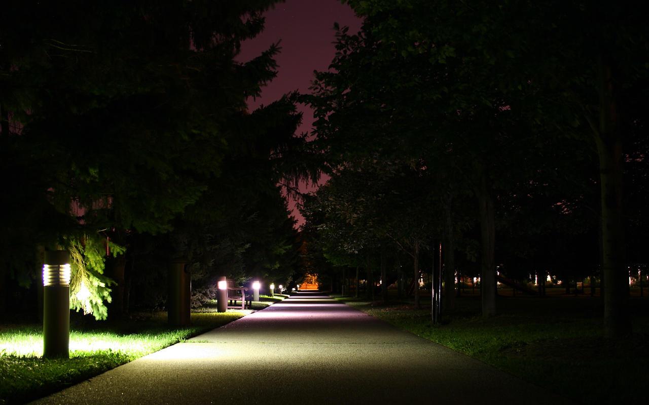 Night Walk in the Park by Divinorumus on DeviantArt