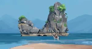 island study!