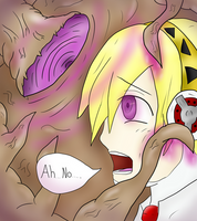 Aigis's hypnotic practice. by Shaded-Seraphim