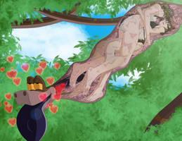 Kaa's Predator Diet part 2 by Elmonais by Shaded-Seraphim
